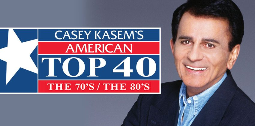 Casey Kasem's Top 40 Countdowns - 89 9 The Wave