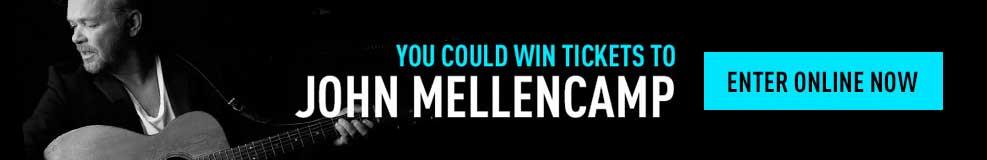 Win Tickets to John Mellencamp